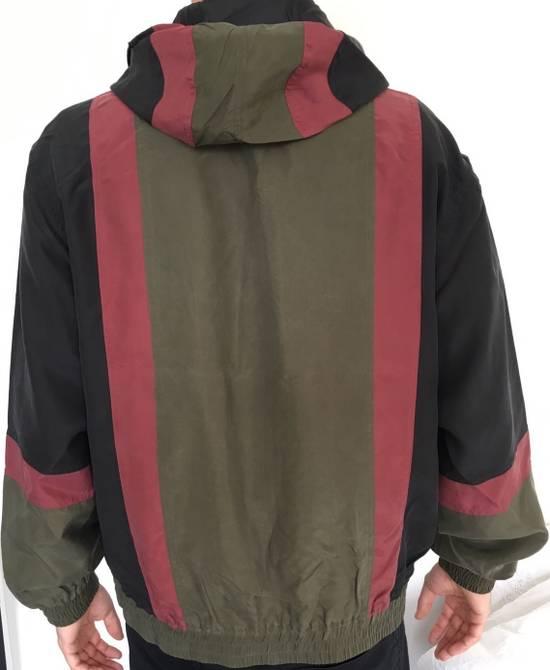 Supreme Silk Hooded Jacket - Black Size US L / EU 52-54 / 3 - 3