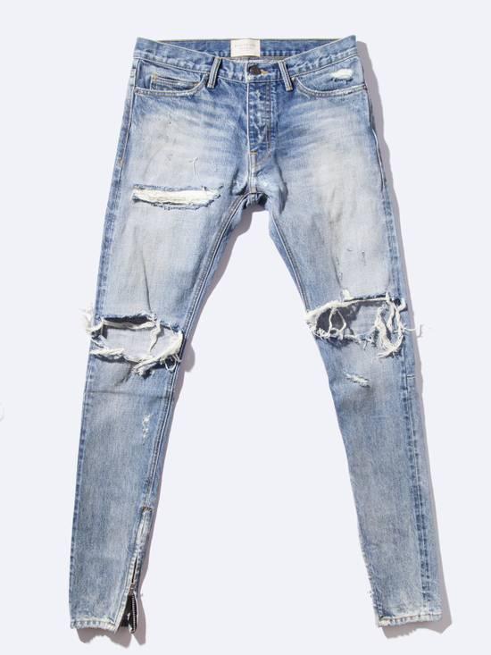 Fear of God FEAR OF GOD Second Batch Vintage Indigo Selvedge Denim Jeans Indigo Size US 30 / EU 46
