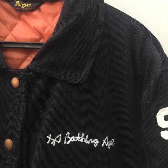 Bape 💥OFFER ME💥Vintage OG Bape Corduroy 978 General Made Varsity Size US M / EU 48-50 / 2 - 8