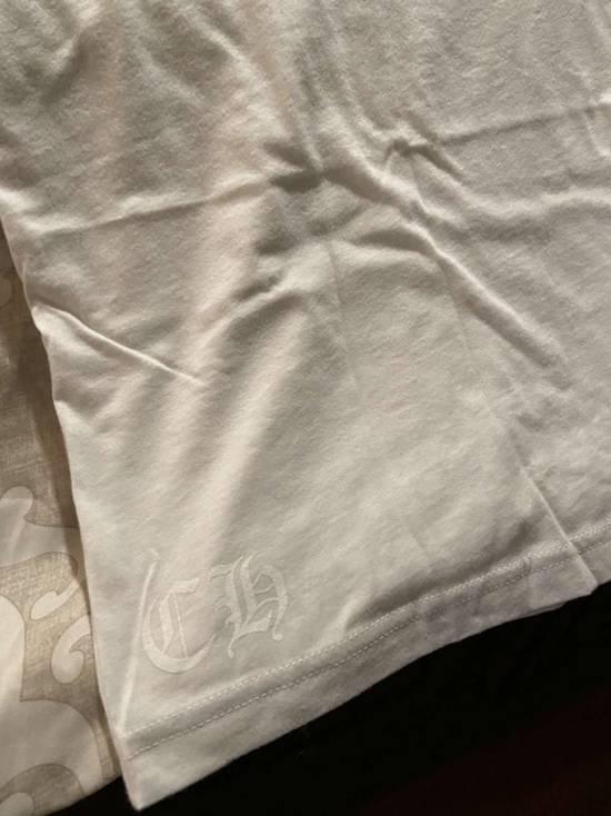 Chrome Hearts CH Neck Collar Logo Fuck You Pocket T-Shirt Size US XL / EU 56 / 4 - 4