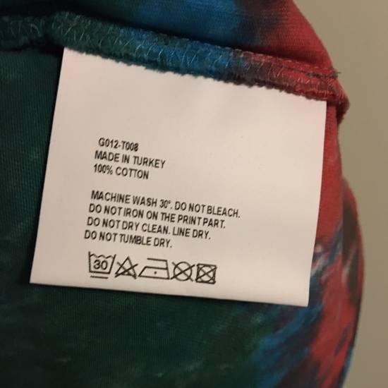 Gosha Rubchinskiy Oversize Alien Tie-dye Tee Size US L / EU 52-54 / 3 - 4