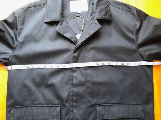 Norse Projects Tyge Gabardine Flight Jacket in Black Size US L / EU 52-54 / 3 - 2