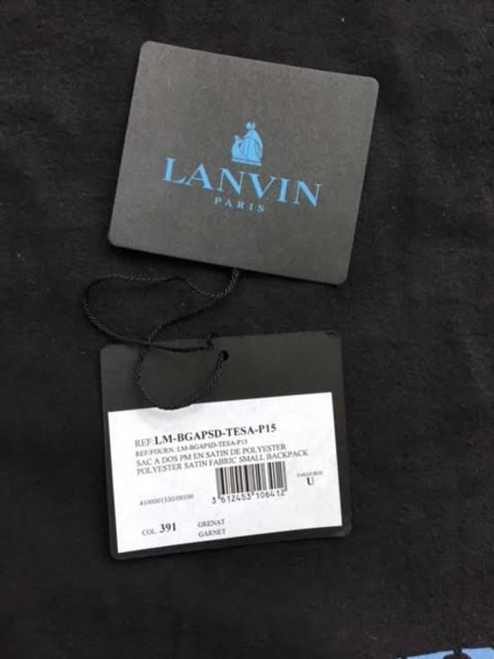 Lanvin BACKPACK Size ONE SIZE - 4
