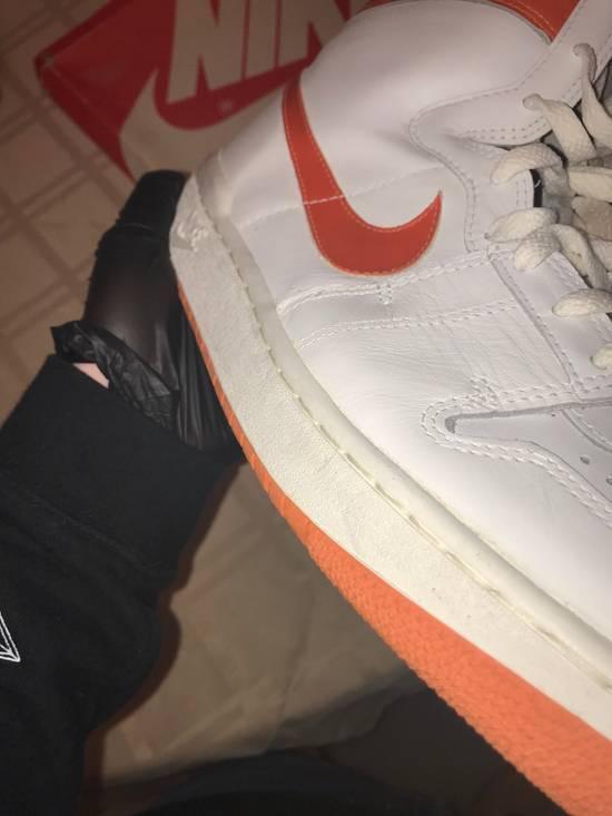 Nike OG DS 1984 NIKE AIR SHIP (White/Orange) Size US 14 / EU 47 - 3