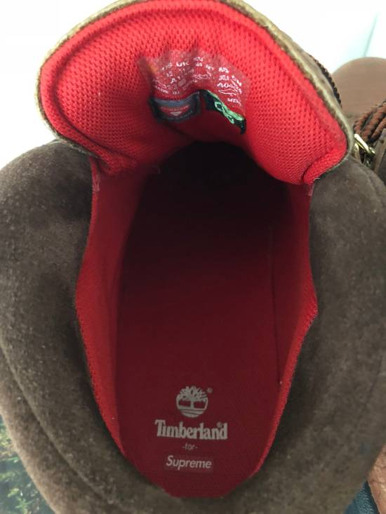 Supreme Supreme Timberland Field Boots Beef And Broccoli Size 12 Size US 12 / EU 45 - 6