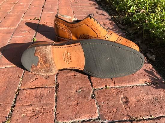 Allen Edmonds BB Walnut Strands Size US 10.5 / EU 43-44 - 2