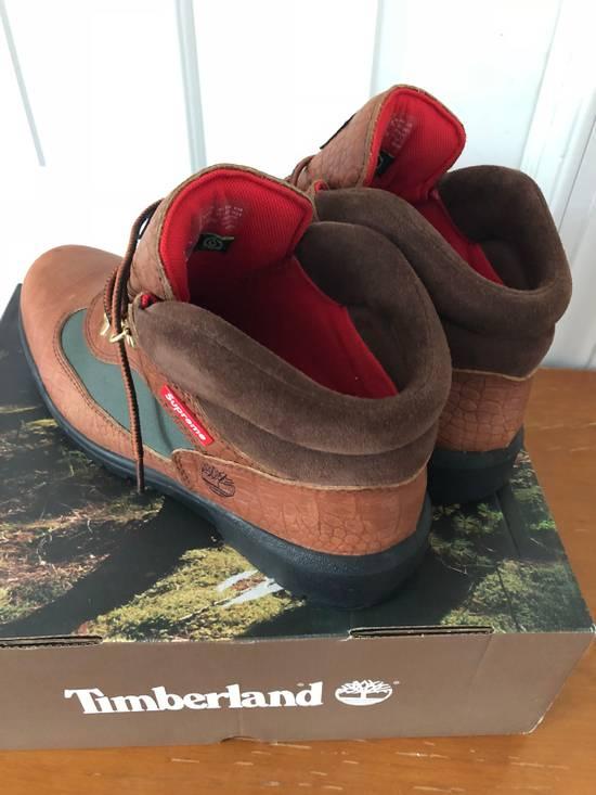 Supreme Supreme Timberland Field Boots Beef And Broccoli Size 12 Size US 12 / EU 45 - 3