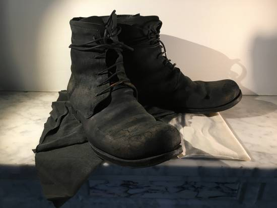 Layer-0 Reverse Cordovan 5-Hole Boots Size US 9 / EU 42 - 1