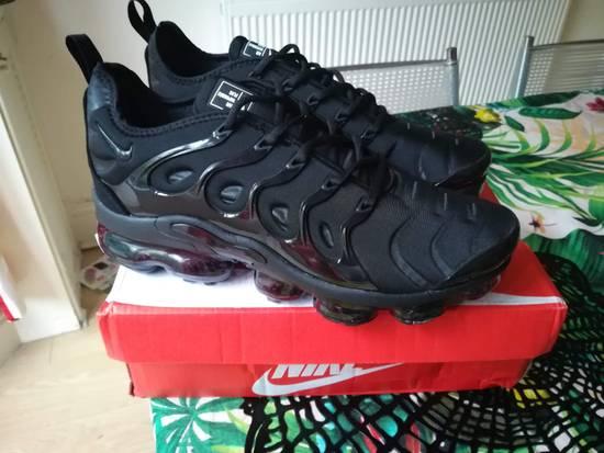 Nike Nike Air Vapormax Plus Triple Black Size Us 10 Uk 9 New