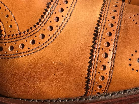 Allen Edmonds BB Walnut Strands Size US 10.5 / EU 43-44 - 6