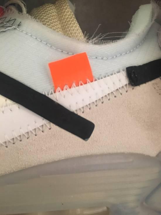 Nike SOLD OFF WHITE X NIKE Size US 9 / EU 42 - 2