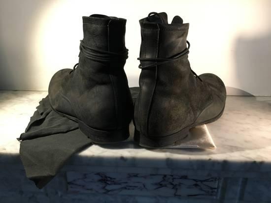 Layer-0 Reverse Cordovan 5-Hole Boots Size US 9 / EU 42 - 3