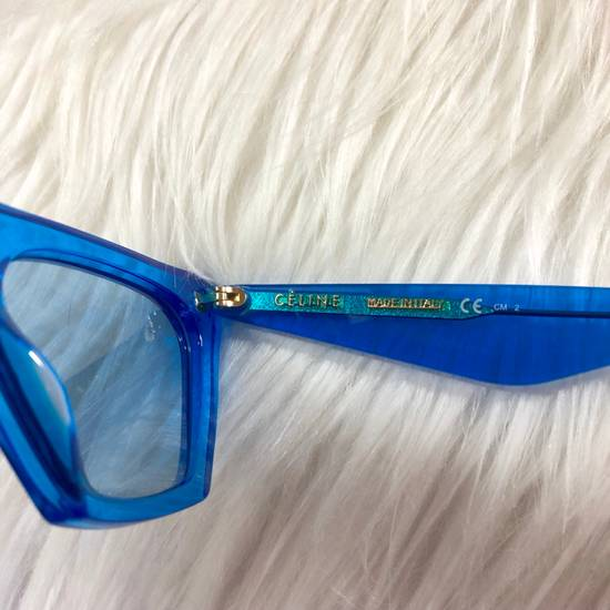 Celine Céline Edge Sunglasses Size ONE SIZE - 5
