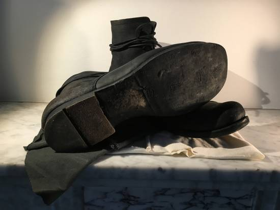 Layer-0 Reverse Cordovan 5-Hole Boots Size US 9 / EU 42 - 4