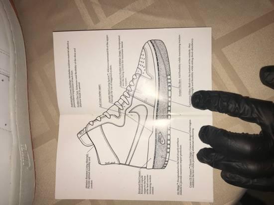 Nike OG DS 1984 NIKE AIR SHIP (White/Orange) Size US 14 / EU 47 - 16