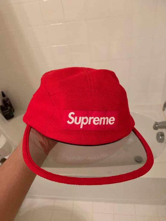 Supreme Supreme Hat Transparent Visor Size ONE SIZE