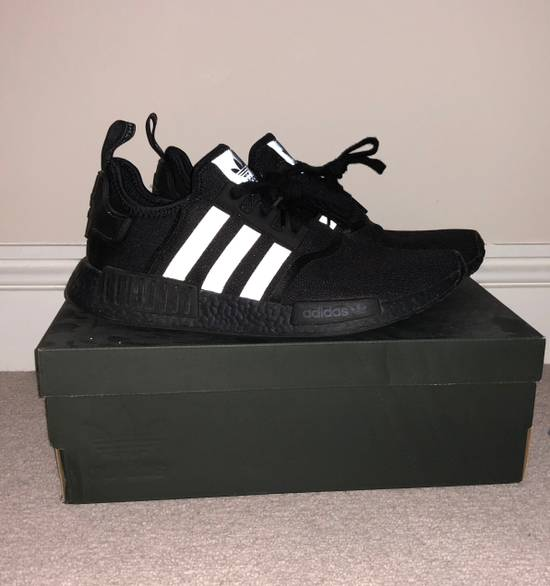 Adidas Nmd R1 Triple Black Grailed