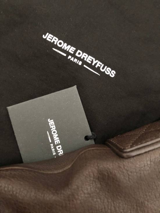 Jerome Dreyfuss Satchel Leather bag Size ONE SIZE - 8