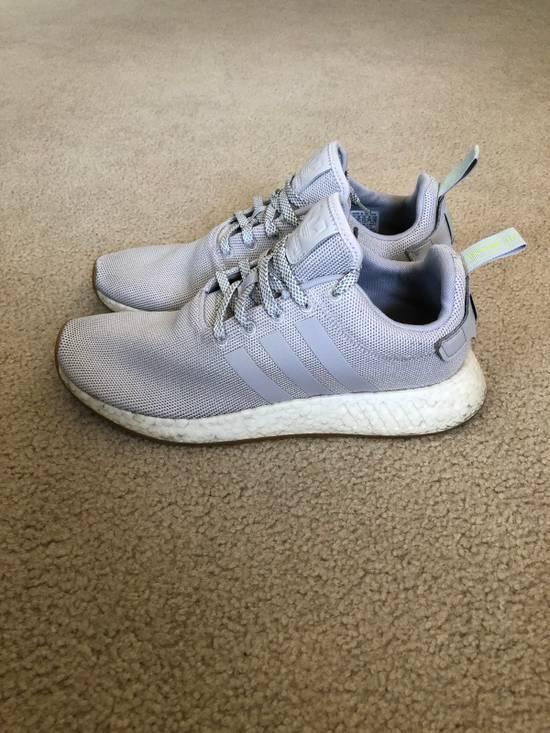 Adidas Adidas Nmd R2 Grey Gum Grailed