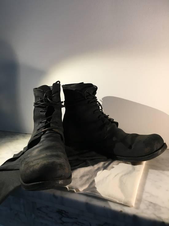 Layer-0 Reverse Cordovan 5-Hole Boots Size US 9 / EU 42 - 2