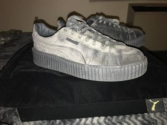 puma creepers grey