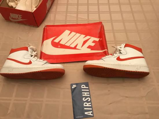 Nike OG DS 1984 NIKE AIR SHIP (White/Orange) Size US 14 / EU 47
