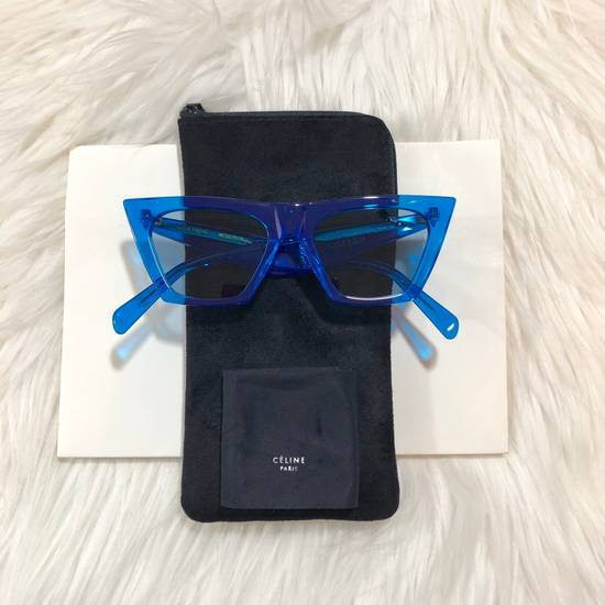 Celine Céline Edge Sunglasses Size ONE SIZE - 2