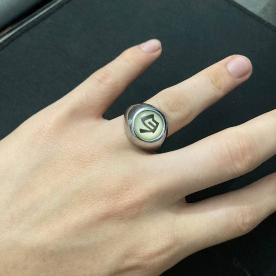 Vintage Stainless Steel Naruto Akatsuki Konan Ring ...