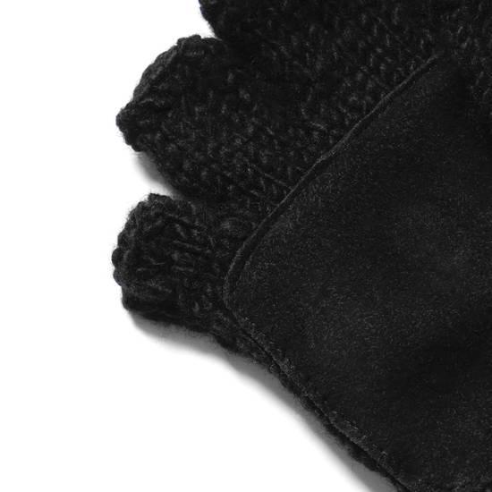 Haven Fingerless Gloves - Handknit Cashmere Size ONE SIZE