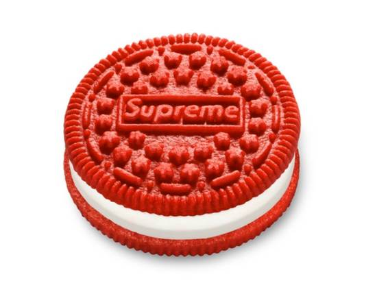 Supreme Supreme OREO Cookies 1 Pack of 3 Cookies Size ONE SIZE - 2