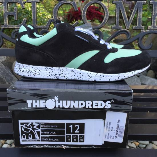 The Hundreds Scully Suede