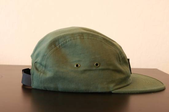 Supreme Supreme Olive Green Box Logo 5 Panel Hat Size ONE SIZE - 1