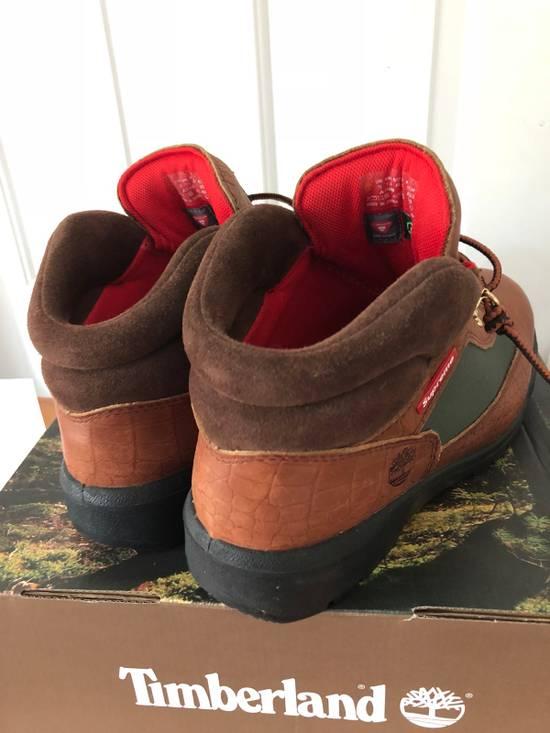 Supreme Supreme Timberland Field Boots Beef And Broccoli Size 12 Size US 12 / EU 45 - 4