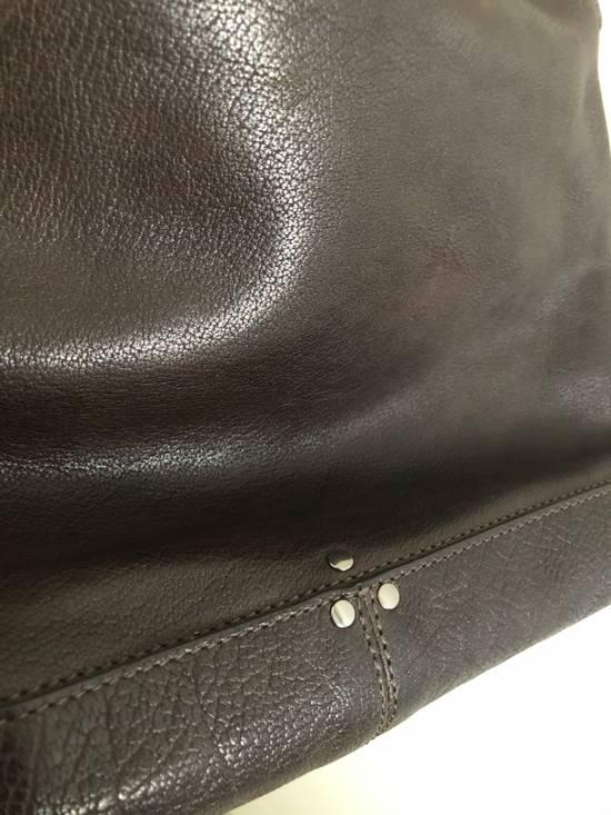 Jerome Dreyfuss Satchel Leather bag Size ONE SIZE - 7