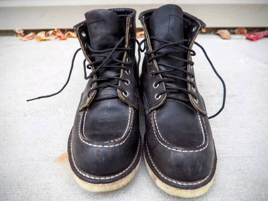 Red Wing FINAL PRICE DROP / Red Wing 9075 Classic Moc Toe Boot in Black Size US 8 / EU 41 - 1