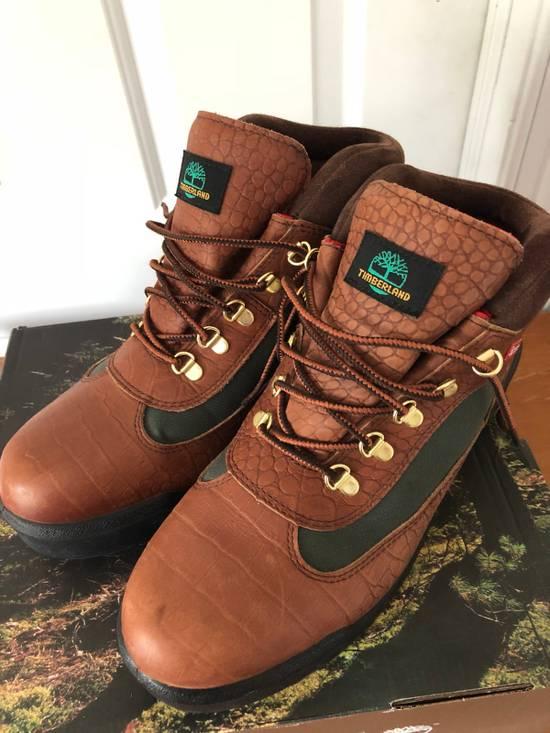 Supreme Supreme Timberland Field Boots Beef And Broccoli Size 12 Size US 12 / EU 45 - 2