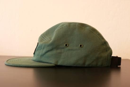 Supreme Supreme Olive Green Box Logo 5 Panel Hat Size ONE SIZE - 2