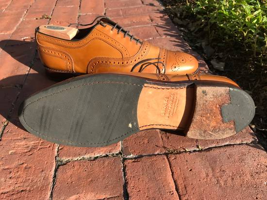 Allen Edmonds BB Walnut Strands Size US 10.5 / EU 43-44 - 3