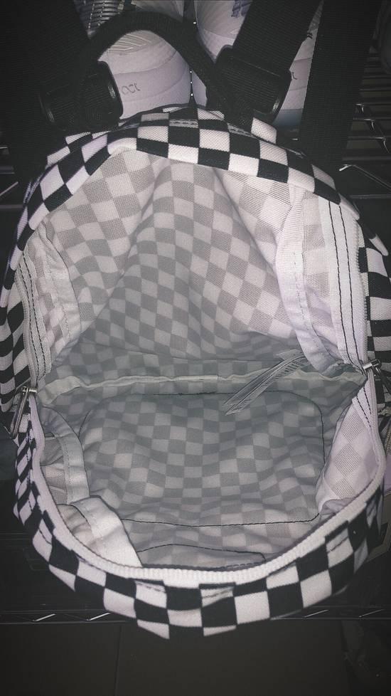 Jansport Black And White Checkered Jansport Backpack | Grailed