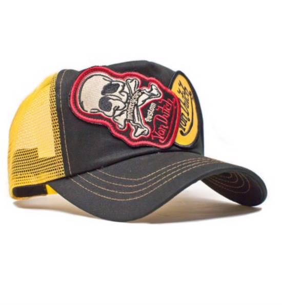 Von Dutch Patch Trucker Hat