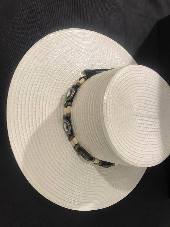 Saint Laurent Paris Saint Laurent men's western-style boater hat. 58/L. $2250 Size ONE SIZE - 13