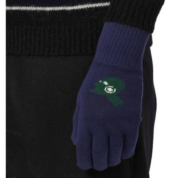 Raf Simons Merino wool jacquard glove Size 28 - 5