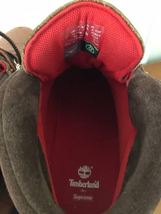 Supreme Supreme Timberland Field Boots Beef And Broccoli Size 12 Size US 12 / EU 45 - 5