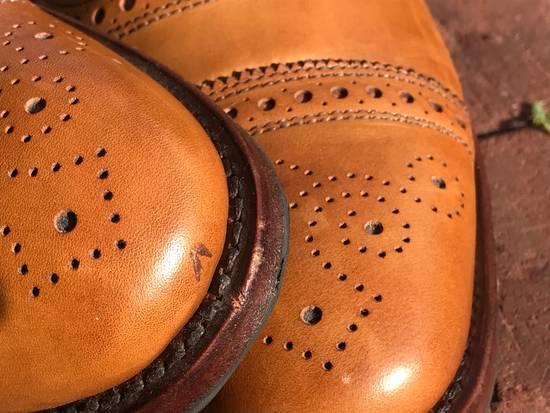 Allen Edmonds BB Walnut Strands Size US 10.5 / EU 43-44 - 4