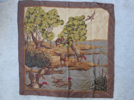 Gucci Vintage Gucci Scarf Size ONE SIZE
