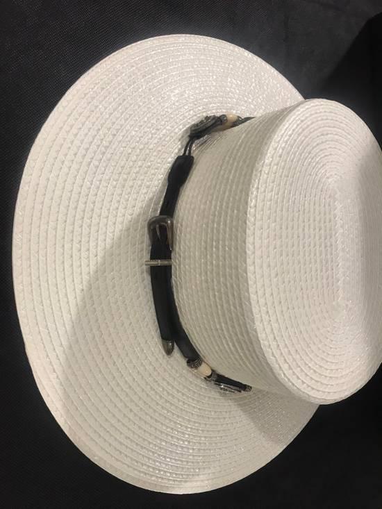 Saint Laurent Paris Saint Laurent men's western-style boater hat. 58/L. $2250 Size ONE SIZE - 12