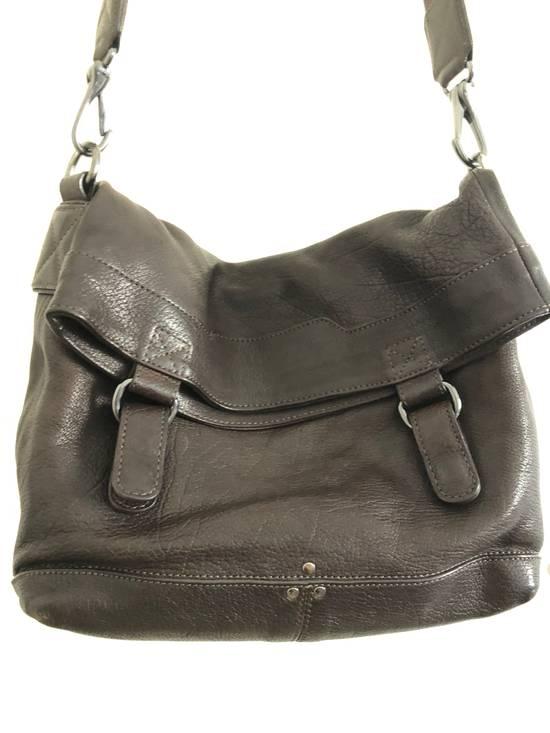 Jerome Dreyfuss Satchel Leather bag Size ONE SIZE