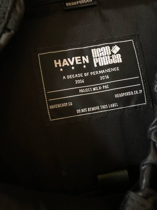 Haven HEAD PORTER x HAVEN Mil X-Pac Rucksack Size ONE SIZE - 2