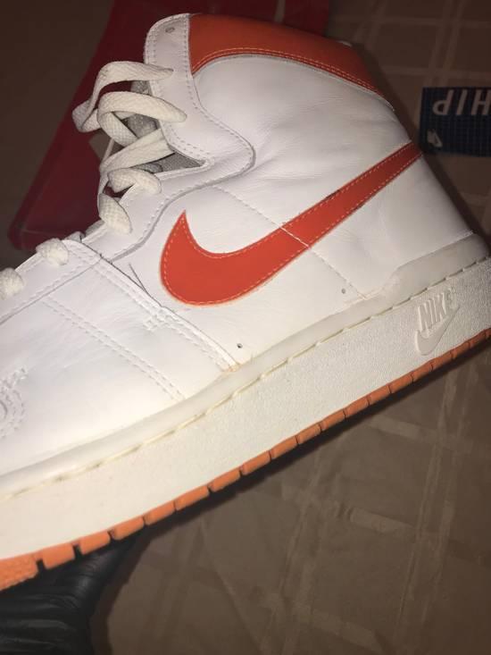 Nike OG DS 1984 NIKE AIR SHIP (White/Orange) Size US 14 / EU 47 - 12