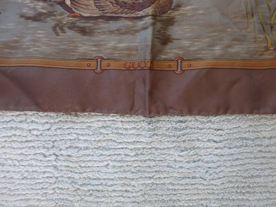 Gucci Vintage Gucci Scarf Size ONE SIZE - 1